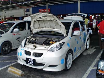 Myvi BMW