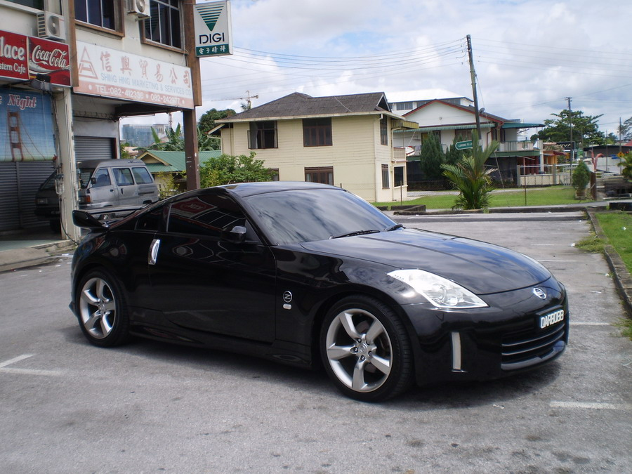 long 39 s photo gallery nissan fairlady 350z gallery. Black Bedroom Furniture Sets. Home Design Ideas