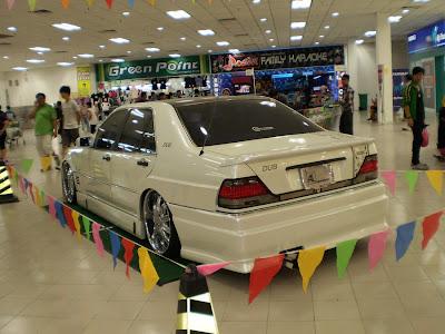 Mecedes VIP by AL <br />Motorsport