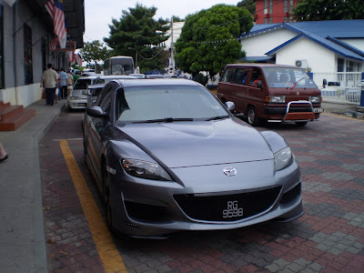 Mazda RX-8 full body kit