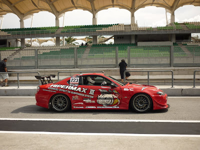 Time To Attack Sepang Modified Silvia S15
