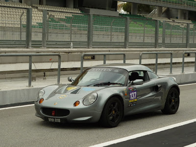 Time To Attack Sepang Lotus Elise.