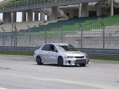 Time To Attack Sepang Lancer Evolution ChargeSpeed bodykit