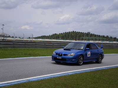 Time To Attack Sepang Subaru Impreza WRX STI Ver 9
