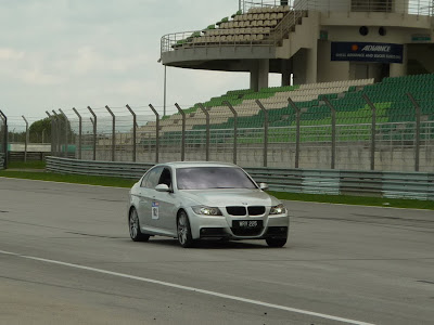 Time To Attack Sepang BMW 3 Series E90