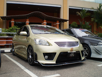 Modified Vios