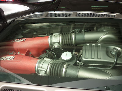 Time To Attack Sepang Engine of Ferrari F430