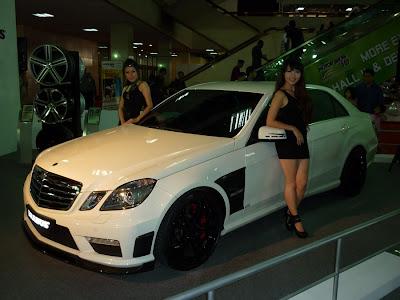 Brabus Mercedes Benz E Class