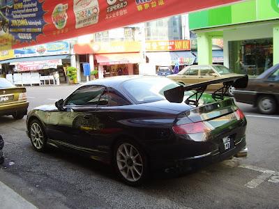 Mitsubishi FTO