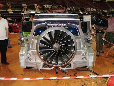 Kancil 6 wheels