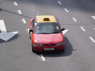 Proton Wira Sedan Taxi