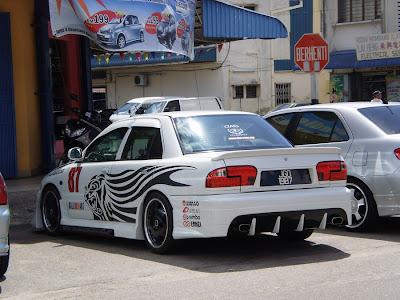VIP plus racing style Wira