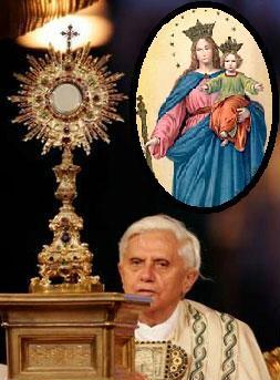 Los tres amores de Don Bosco