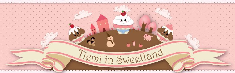 Tiemi in Sweetland!
