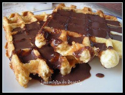 Como mola jalar! Chocolate