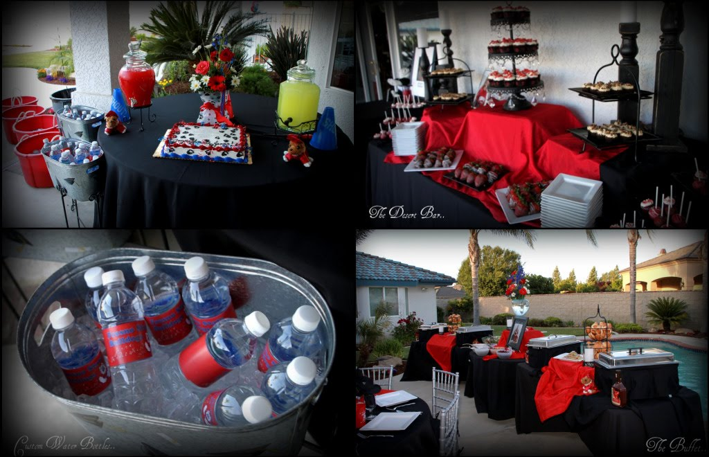 every little detail t a designs a fresno state graduation party