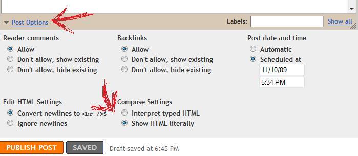 javascript write html