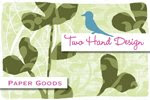 Visit My Stationery Shop - Two Hand Design