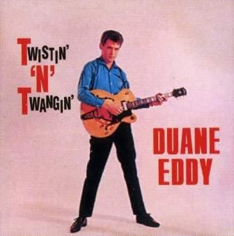 Duane Eddy - Twangin' The Golden Hits