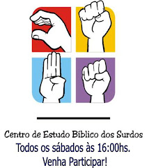 ESCOLA BÍBLICA - ESPERAMOS POR VOCÊ!