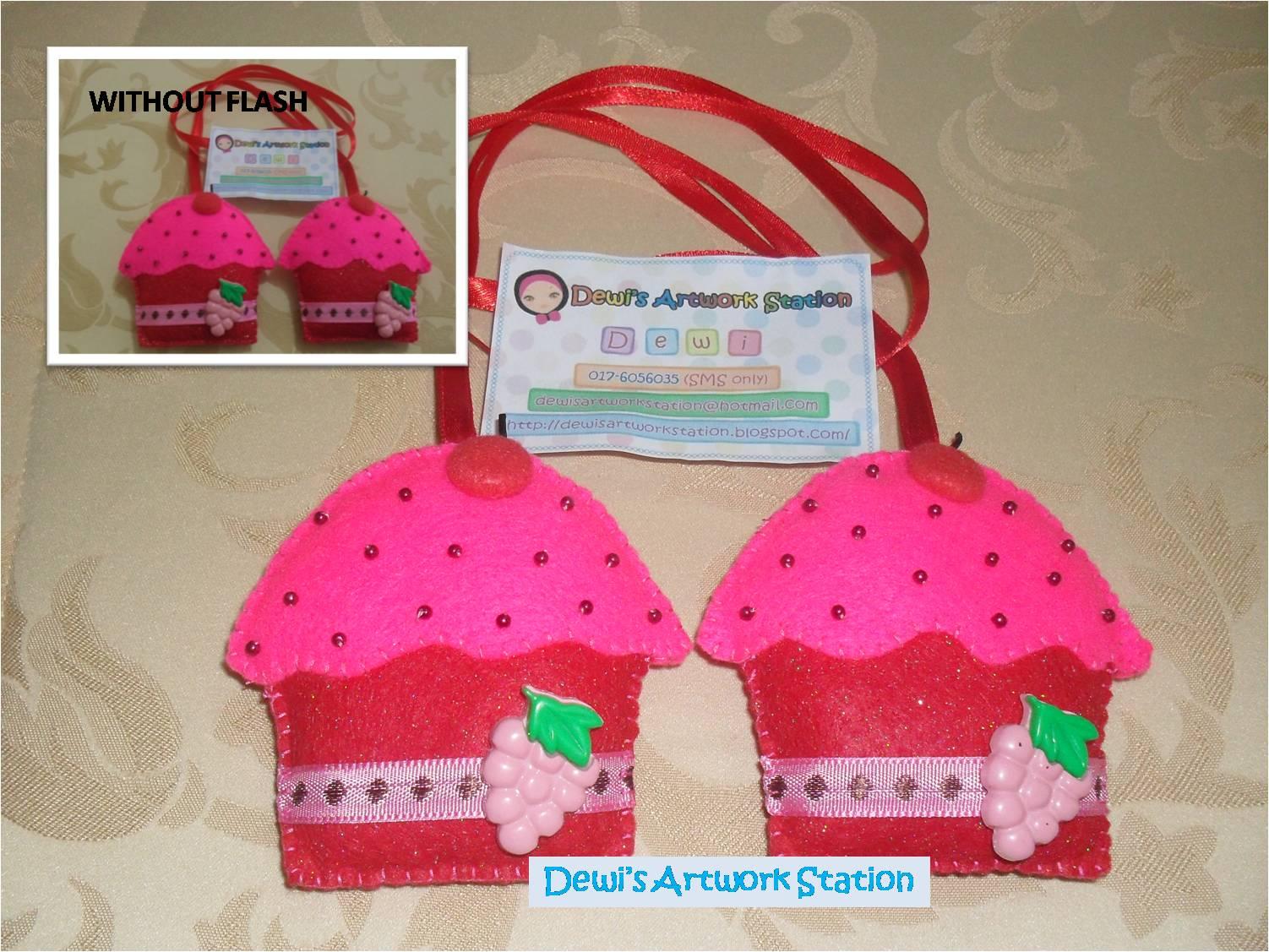 Cupcake Car Accessories