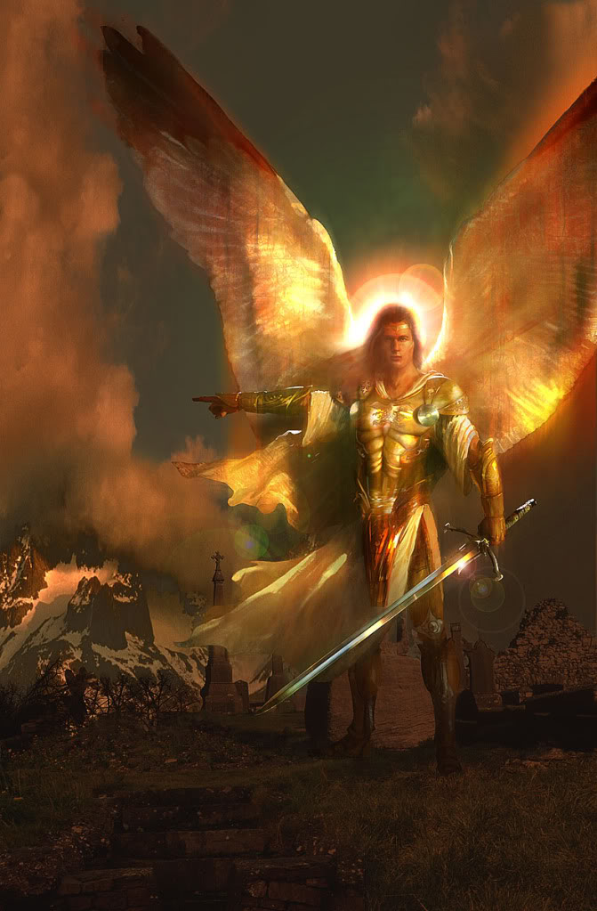 essay on st michael the archangel