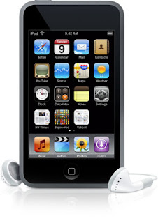 an iTouch by apple