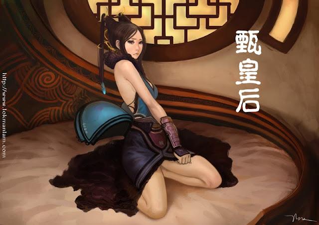 Lokman Lam Anime