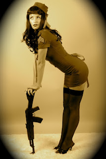 Pin Up Photographer
