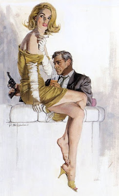 Robert McGinnis arts