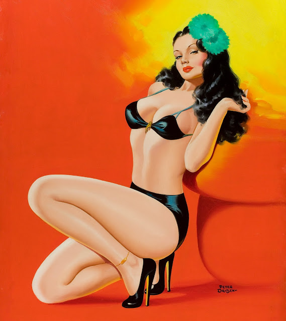 classic pin up