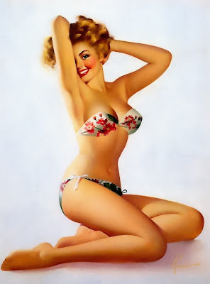 Edward Runci pin up