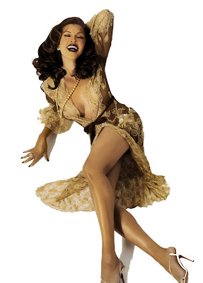 Vanessa Williams Pin Up