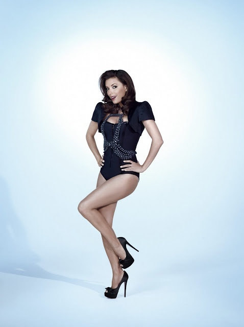 Celebrity Pin Up Style – Eva Longoria