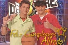 Alfredo feliz cumpleaños!