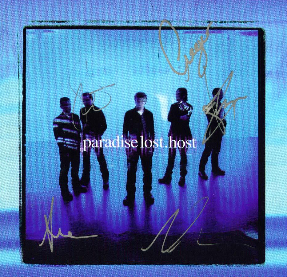 Paradise Lost y los goticmetaleros de los 90 - Página 4 Paradise+Lost+-+Host+-+Front