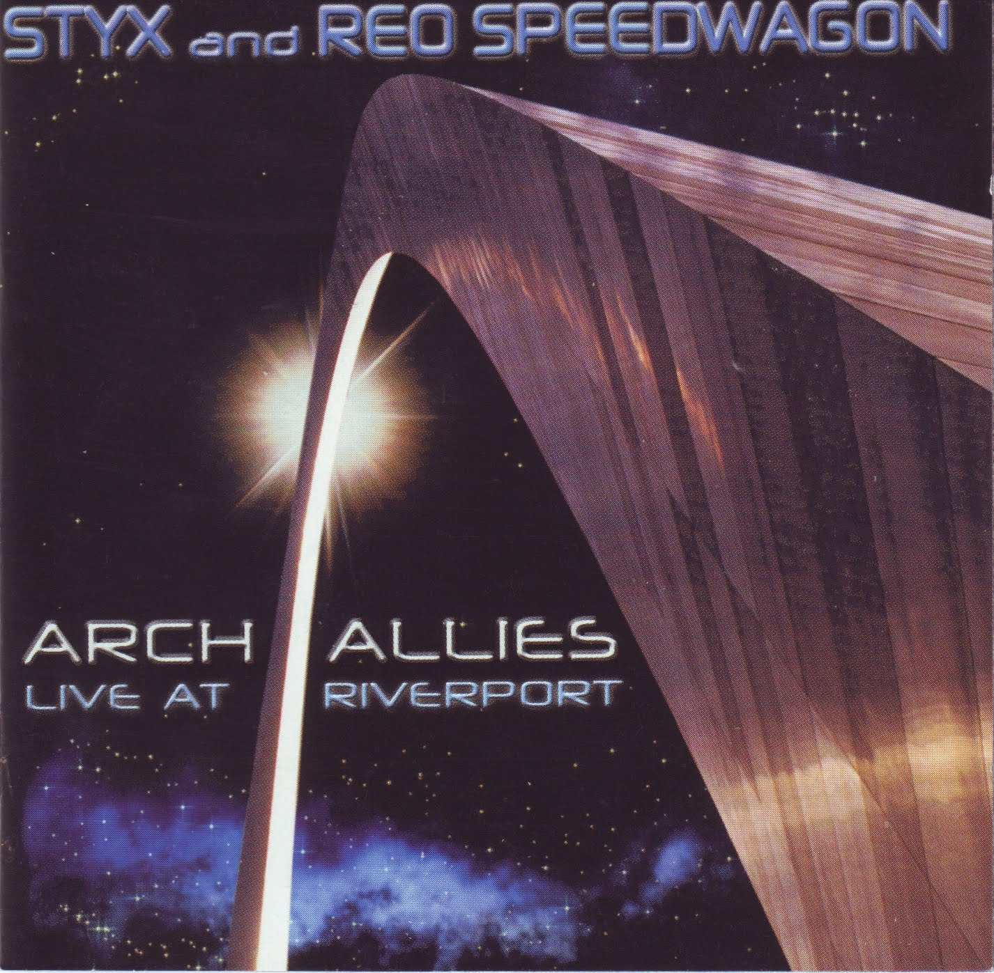 STYX and REO SPEEDWAGON - Arch