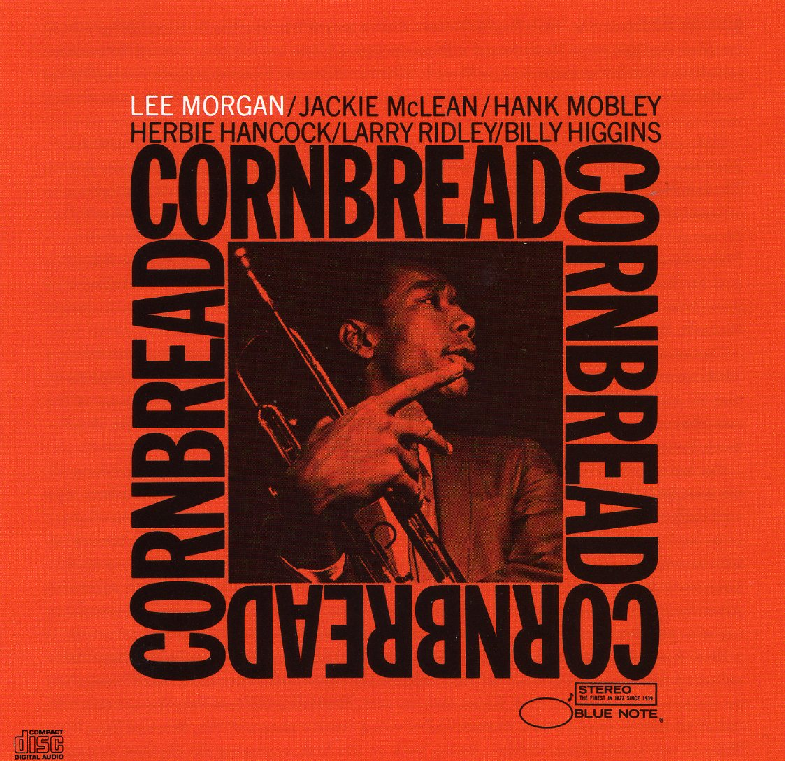 lee morgan - cornbread (album art)