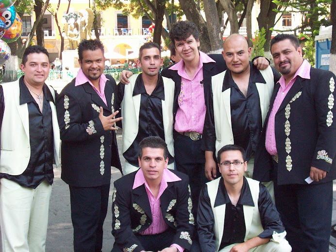 Grupo Erandi con la Emboscada Musical