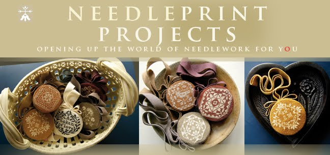 Needleprint Projects