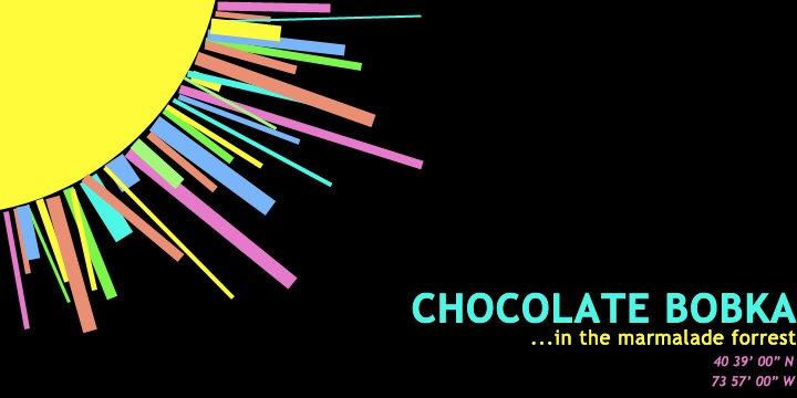 CHOCOLATE BOBKA