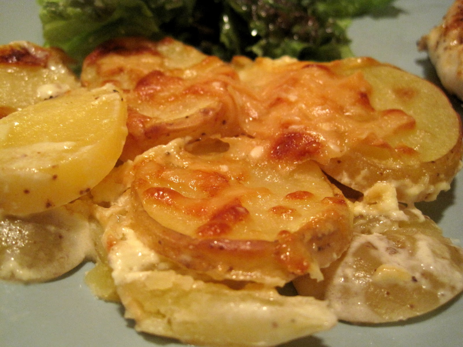 parisian spring how to make gratin dauphinois. Black Bedroom Furniture Sets. Home Design Ideas