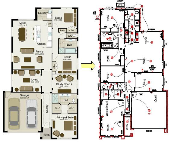 a v jennings house floor plans wood floors