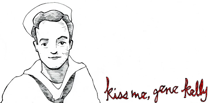 Kiss Me, Gene Kelly