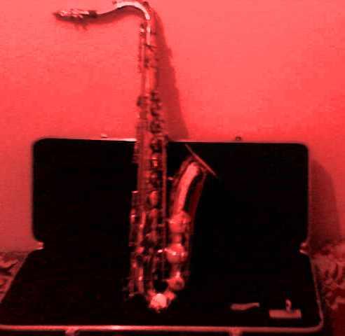saxo tenor JTS