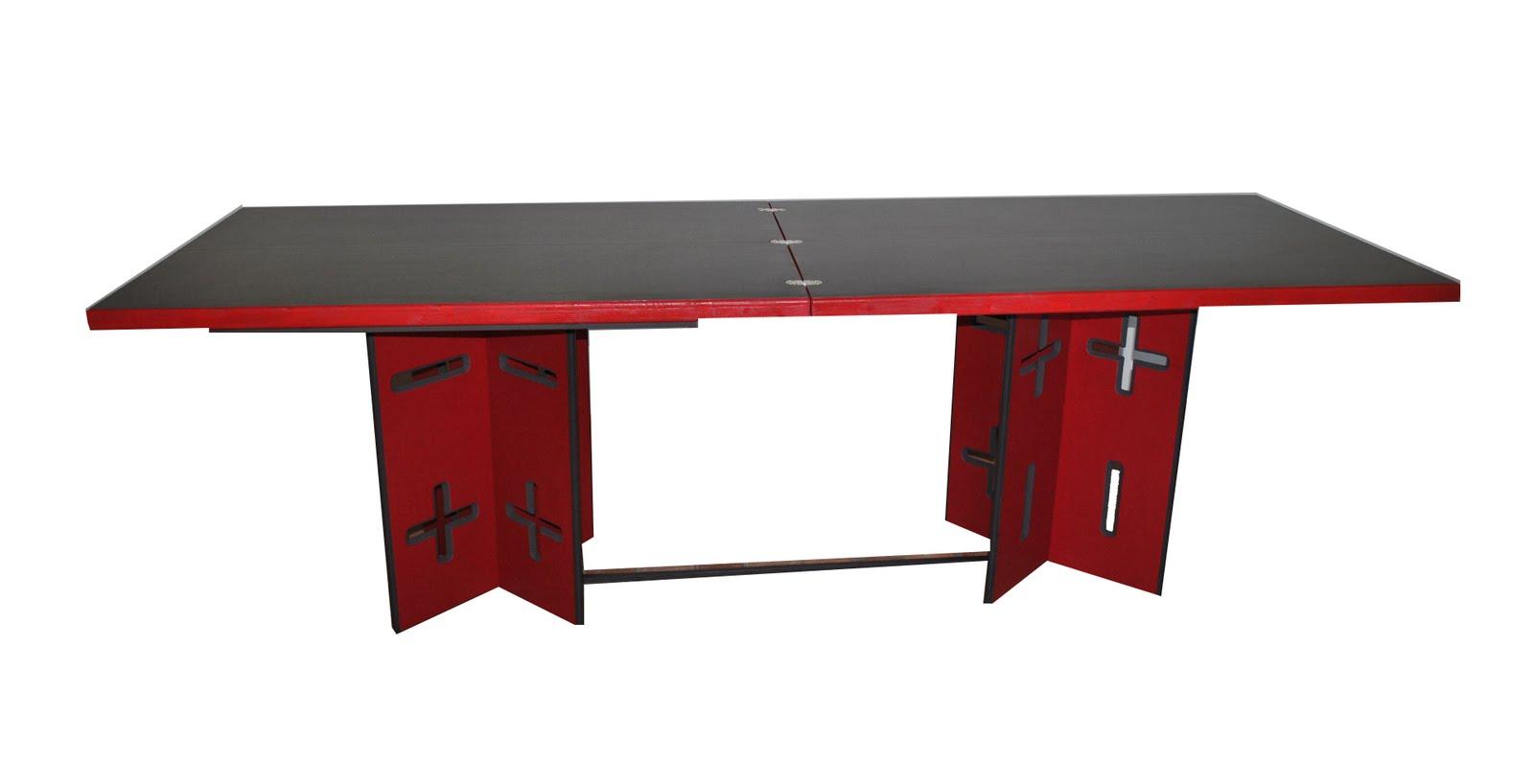 Mlle vintage table ou trema design for Table 0 manger