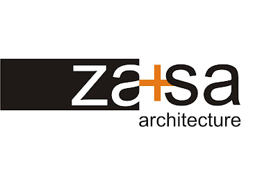 Zasa architecture logo for S architecture logo