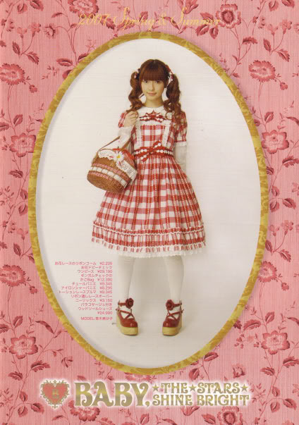 Moda Lolita CountryLolita04
