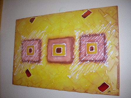 """Pedras""   95x3x75"