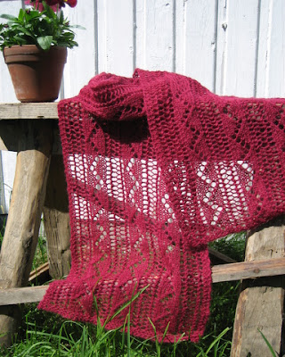 Knitting Pattern Writing : YARN JUNGLE